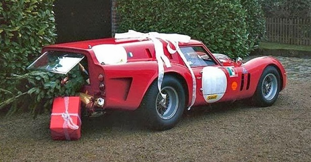 ferrari wagon tree