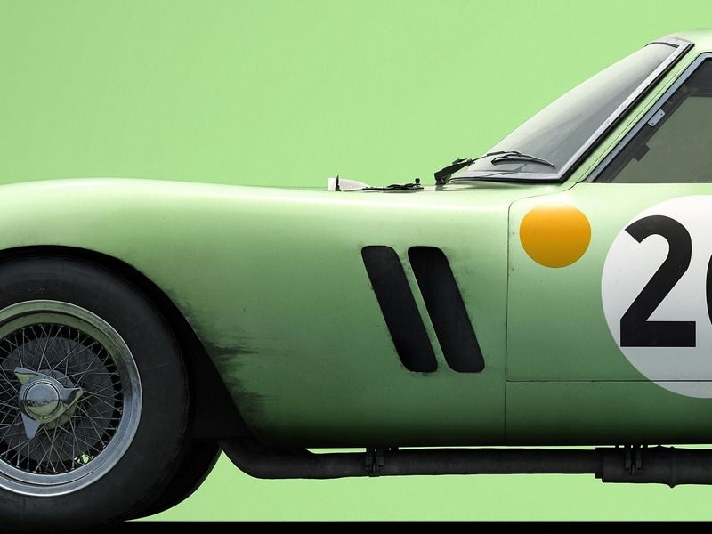 Quite possibly the ultimate green car on the planet.
