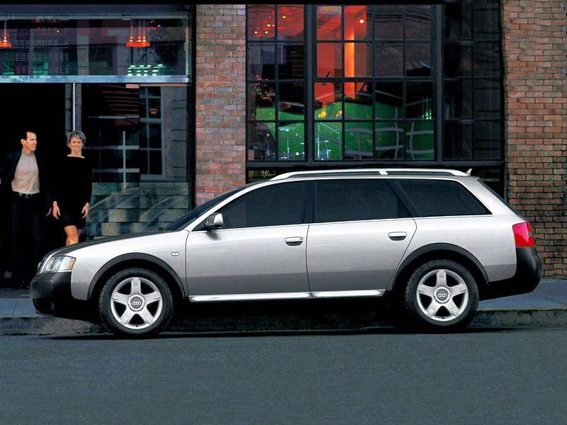 Unsung Hero Audi Allroad Quattro WebCarz - Audi all road