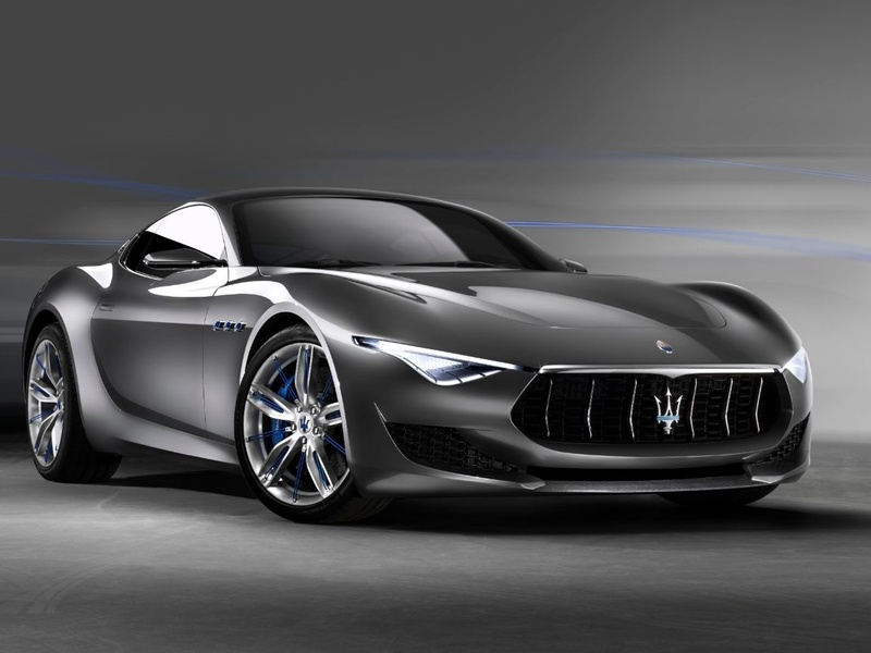 Maserati needs a small sports car, and the Alfieri is it. Just build it already.