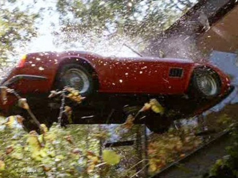 9 Cars Made Famous by Movies   Web2Carz