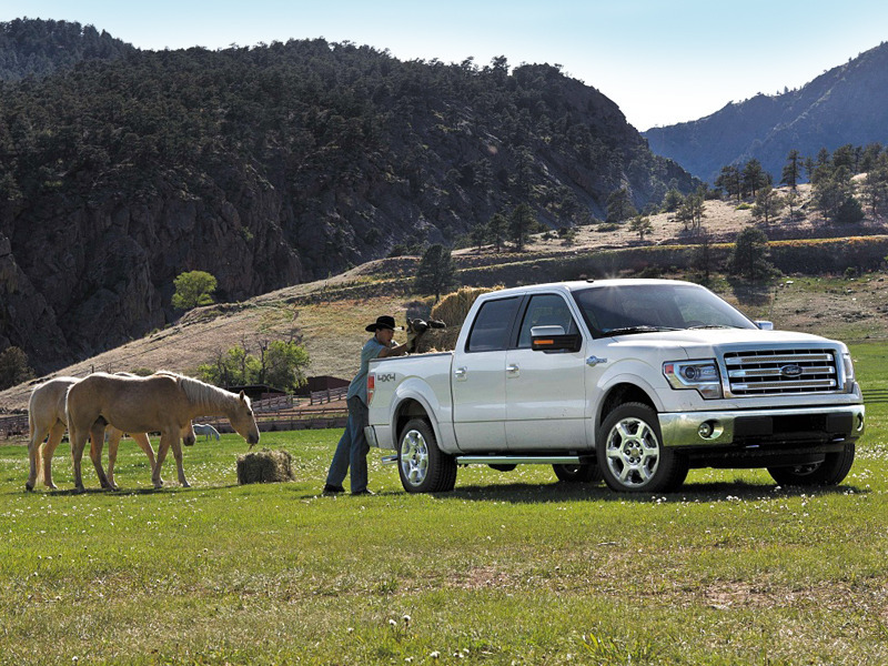 The Ford F-150 is just one of the vehicles that's still awesome after a few years.