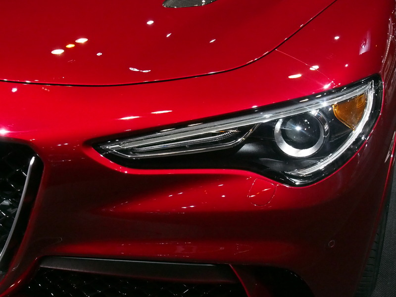 The eyes are the window to the automotive soul.