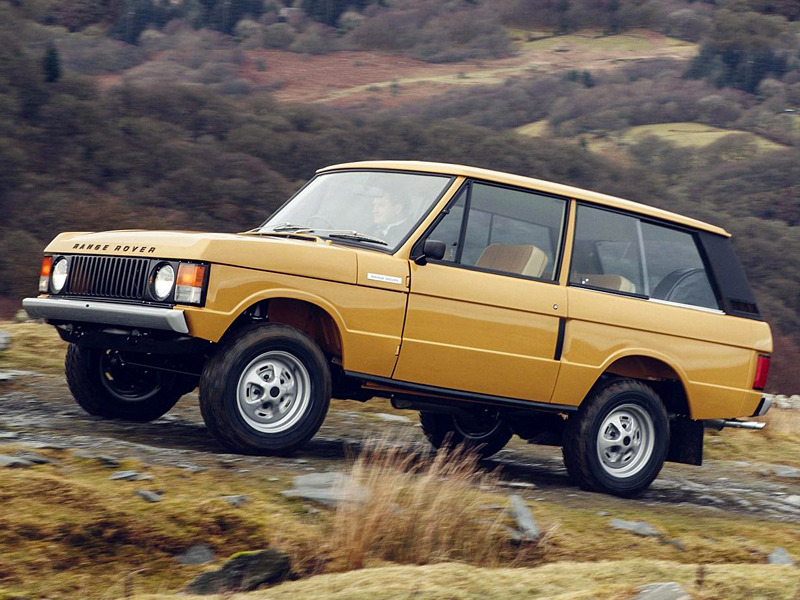 "10 Really Bad Luxury Cars That Will Make You Weep: The Land Rover ""Reborn"" Series Makes The Old Range Rover"