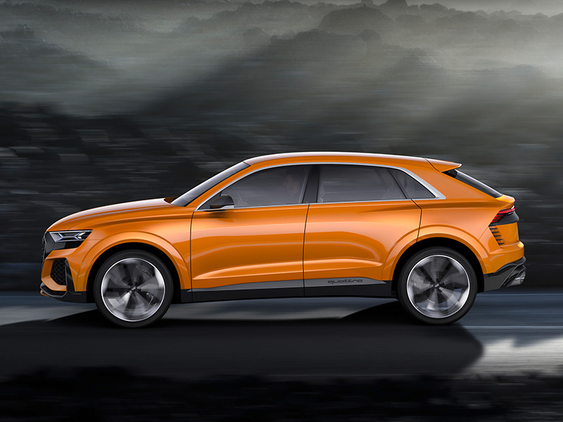 This is one powerful hybrid SUV that we can't wait to see up close.