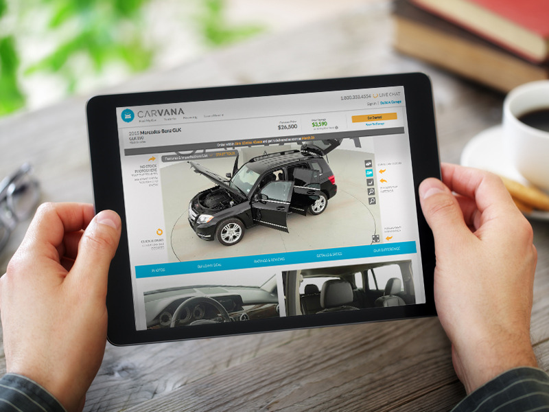 Buying a car online without inspecting it in person can come with all kinds of problems.