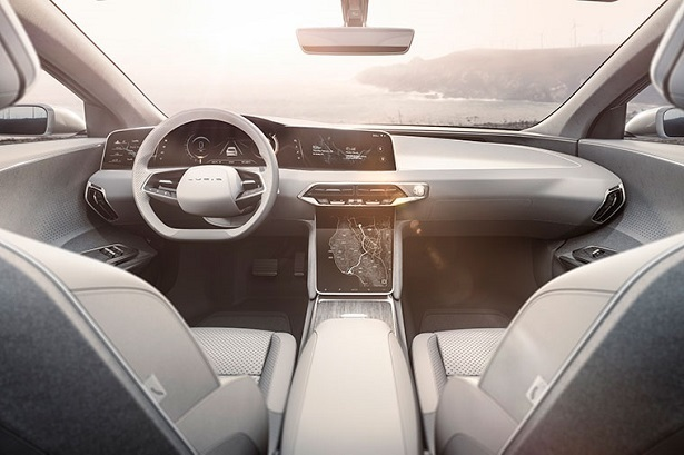 lucid motors air cabin