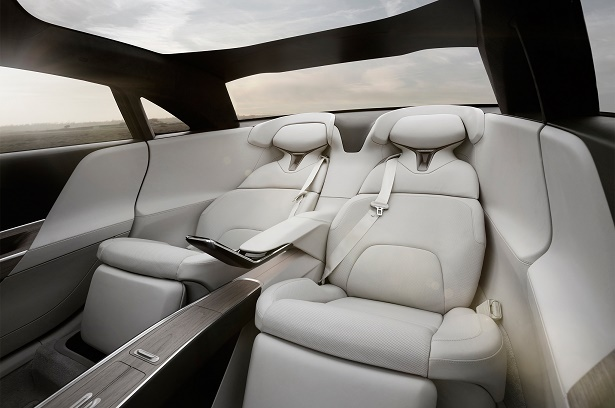 air rear seats