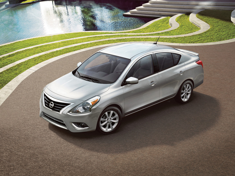 The Nissan Versa Is America S Most Affordable Car