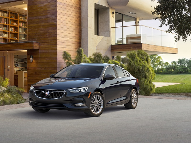 The Buick Regal GS would inject a little adrenaline into the brand.