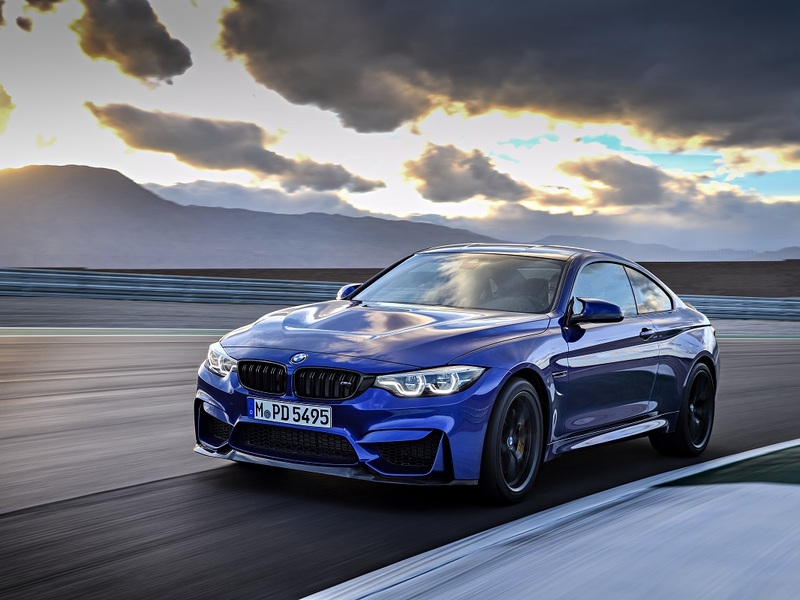 BMW's new M4 CS fills a small gap in the lineup.