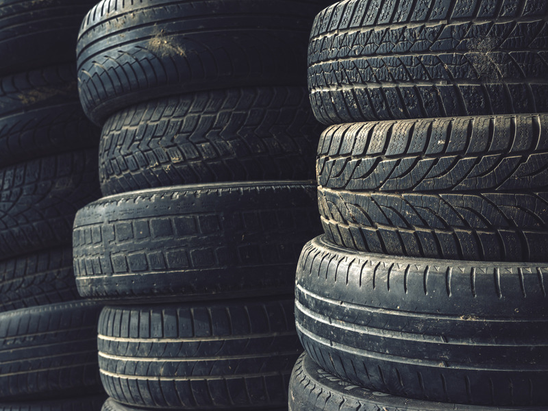 Buying used tires isn't worth the risk they pose.