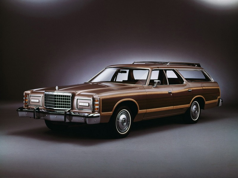 The Ford Country Squire Wagon brings back memories and not all good ones.