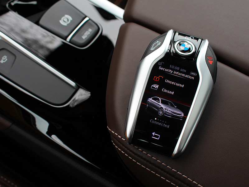 Smart Key Audi Rs >> A Breakdown of BMW's Display Key | Web2Carz