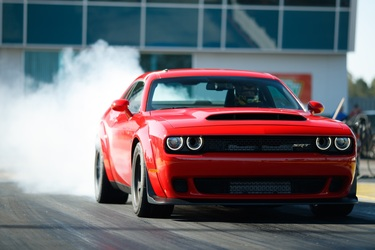 The 5 Highest Horsepower Muscle Cars