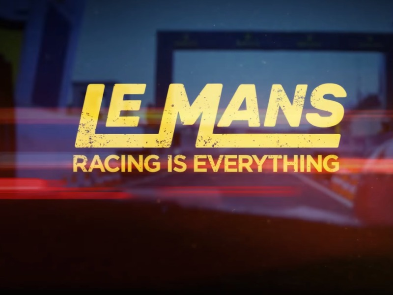 It's just the kind of racing movie that makes us regret our career decisions.