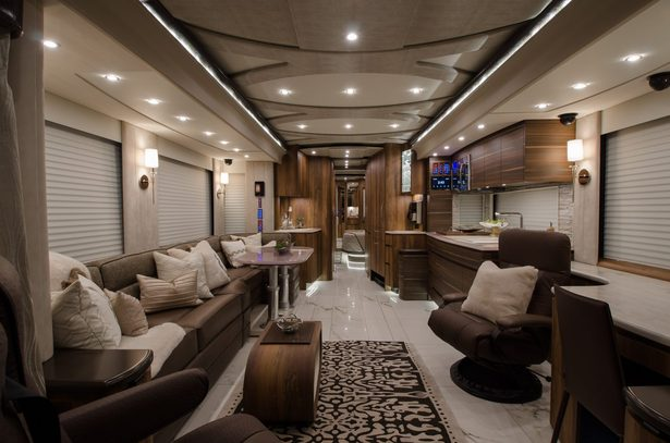 here u0026 39 s what a  2 million dollar rv looks like