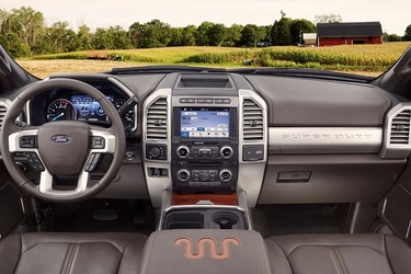 The 3 Best Pickup Truck Interiors