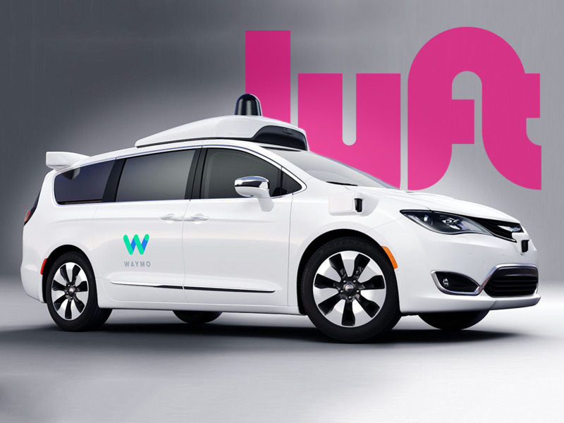 A strong partnership that aims to bring down Uber.