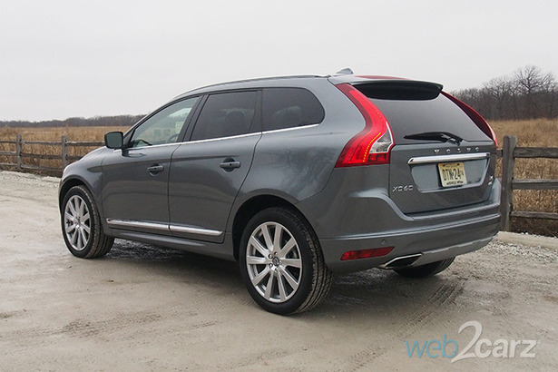 price announced for the 2018 volvo xc60 crossover web2carz. Black Bedroom Furniture Sets. Home Design Ideas