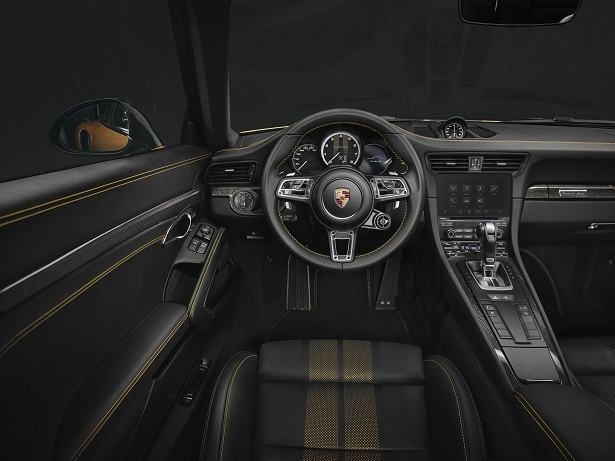 911 turbo s exclusive interior