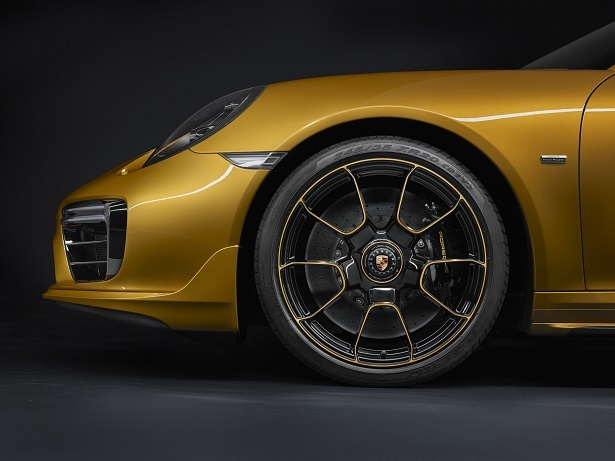 911 turbo s exclusive wheel