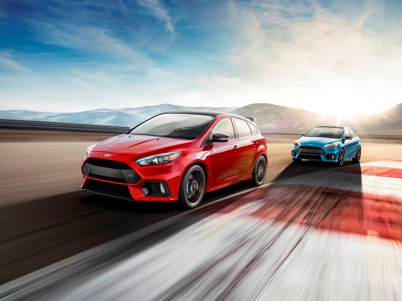 This is the Ford Focus RS we'd love to own.