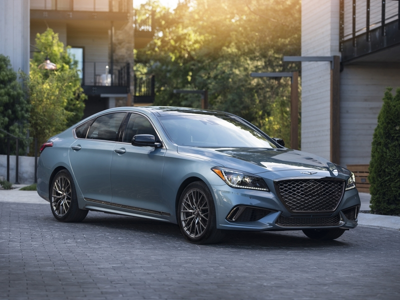 Our Practical Sensibilities Mesh With Driving Desires In The G80 Sport