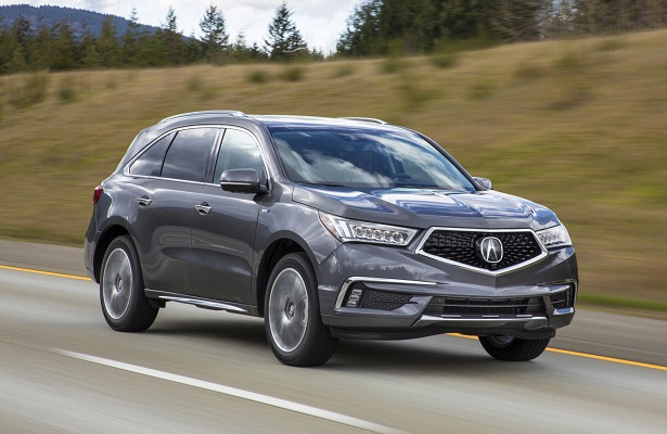 Will Electrification and Hybridization Make Acura Cool