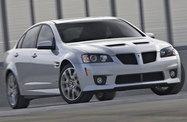 5 Pontiac Cars We Desperately Miss | Web2Carz
