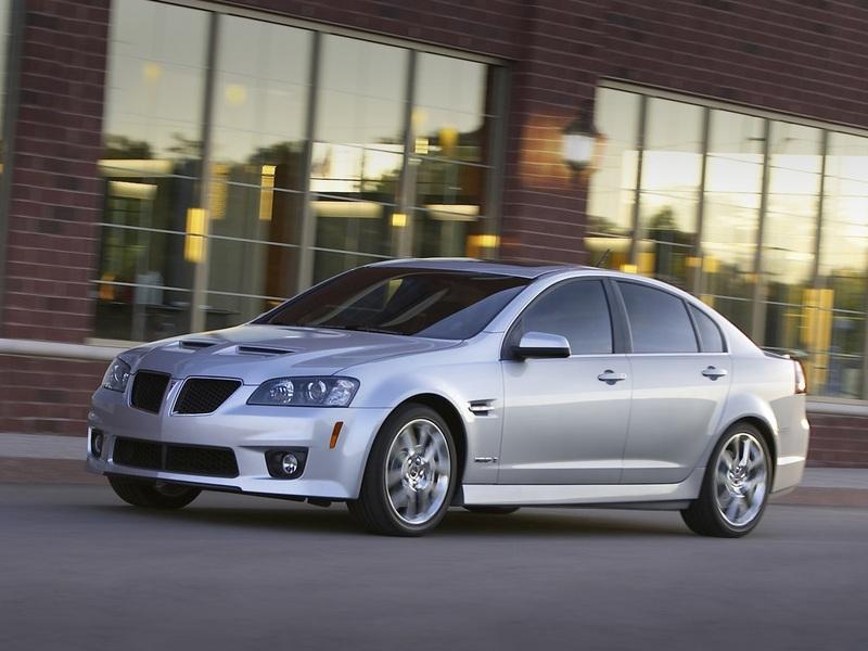 5 Pontiac Cars We Desperately Miss Web2carz