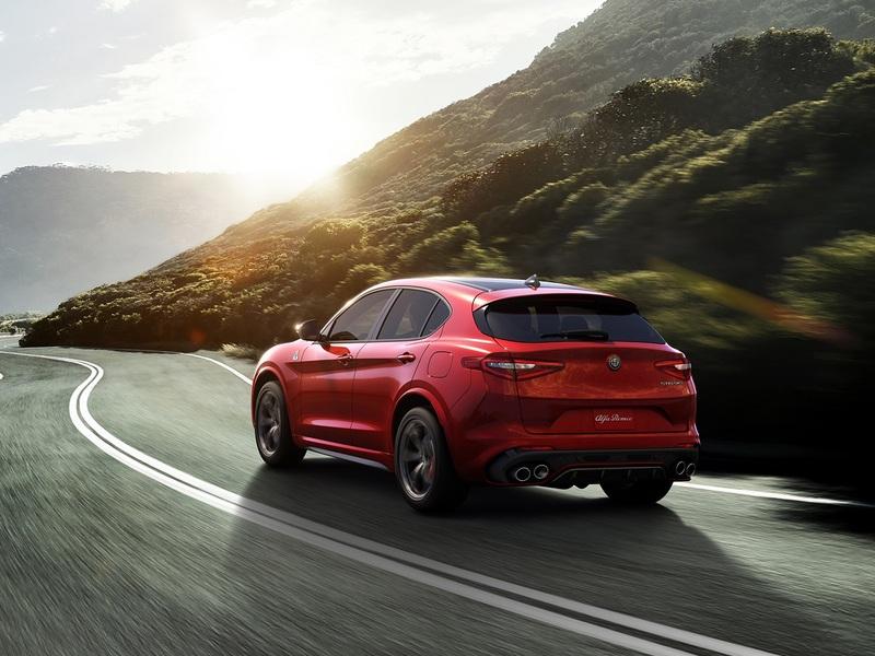 The Stelvio could be the model that sells a lot for Alfa Romeo.