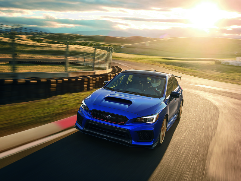 This is the baddest WRX you'll be able to buy.