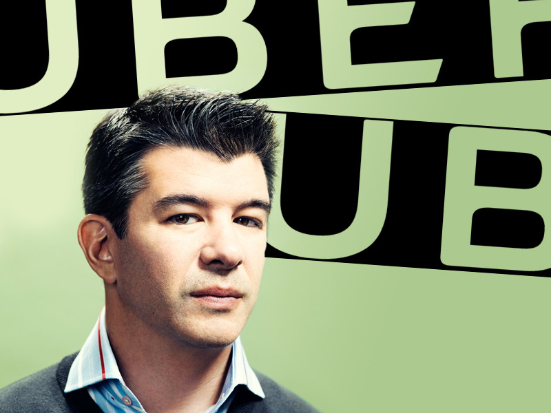 Travis Kalanick might be out of Uber for a bit, while things get sorted.