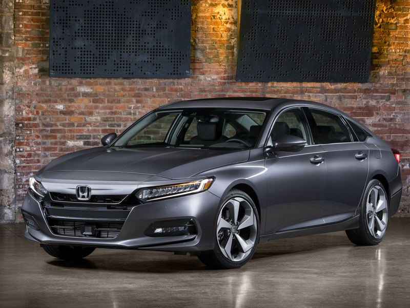 The new Accord is better than ever and finally a head-turner.