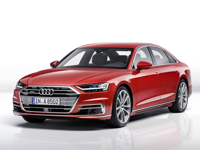 The A8 in its fourth-generation is still understated and handsome.