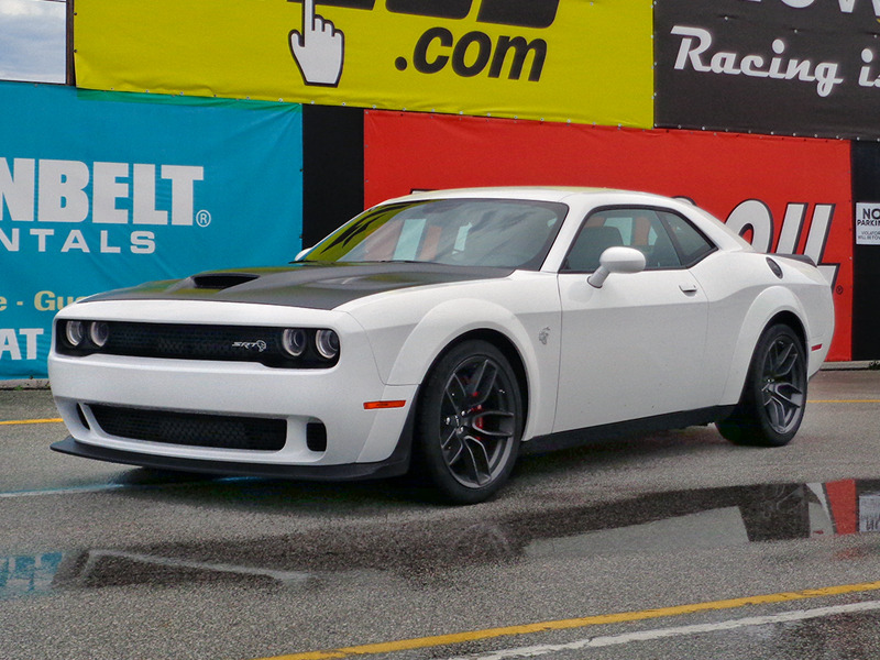 First Drive Dodge Challenger Hellcat Widebody Web2carz