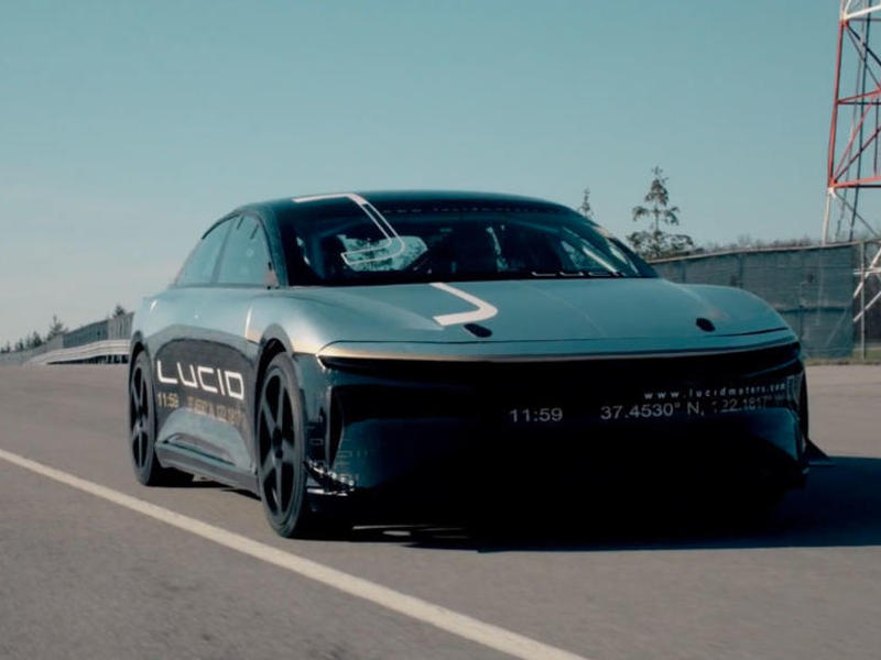 Lucid Air is giving new meaning to