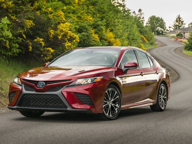 This is the best Camry yet.