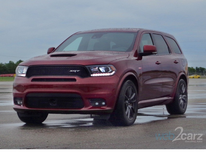This is one seriously fast SUV.