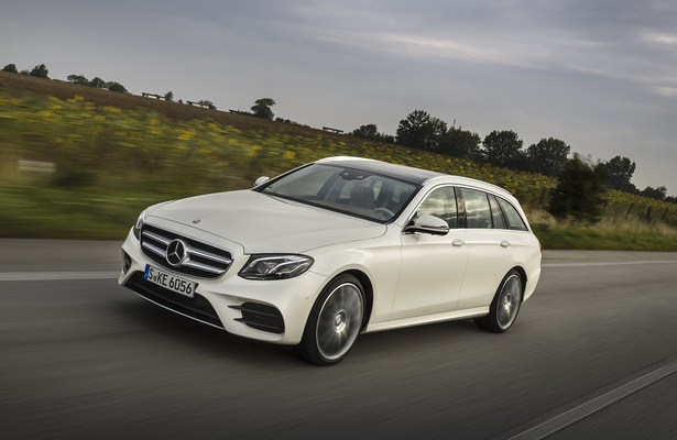 want this, buy this: mercedes-benz e-class wagon vs. buick regal