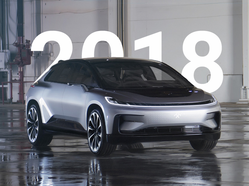 At this rate, we just might get the FF 91 by the end of 2018.