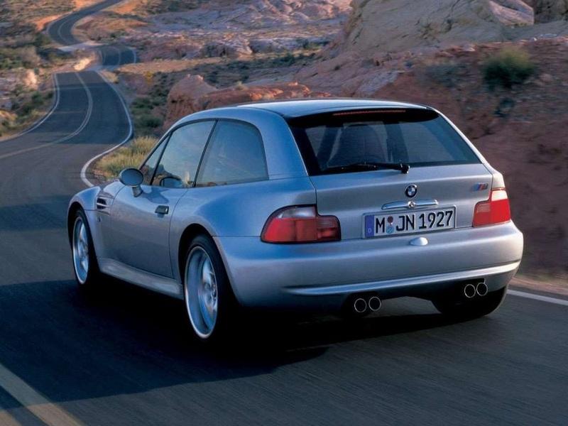 LEGENDS StGeneration BMW M Coupe WebCarz - Best bmw ever