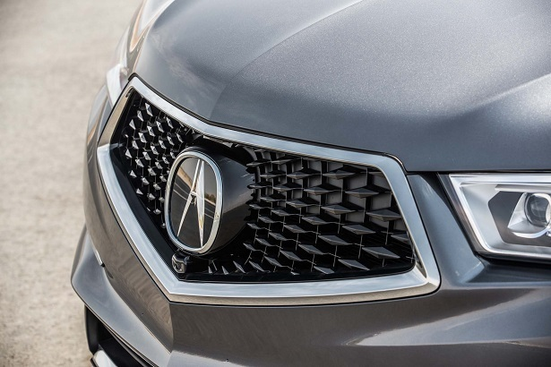 Most Car Grilles Tend To Look The Same These Days WebCarz - Acura mdx front grill