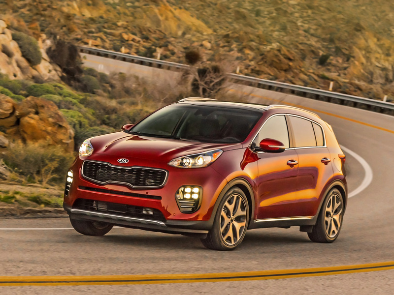 The Sportage has never been better than it is right now.