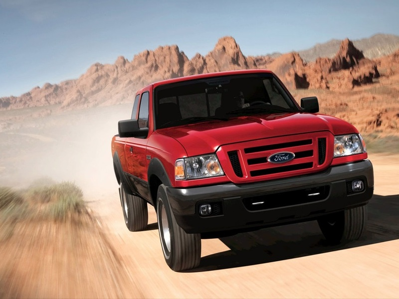 We miss the last generation Ford Ranger