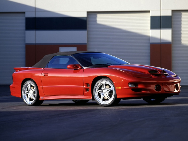 Pontiac took the Firebird to a new level in its final generation.