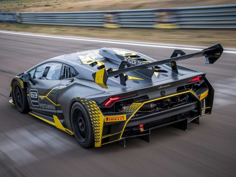 What Batman Would Drive If He Spent The Weekend At The Track.