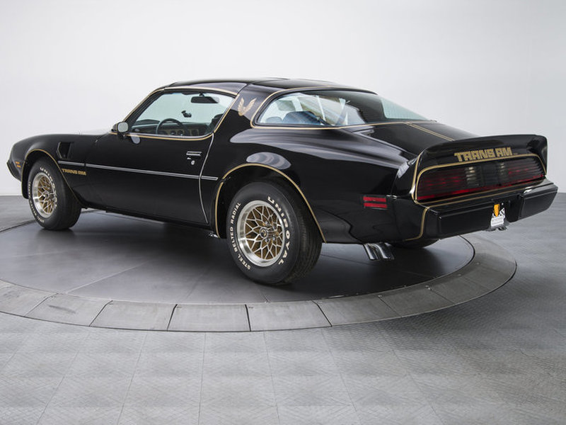 This 1979 Pontiac Trans Am Has Only 65 Miles On It   Web2Carz