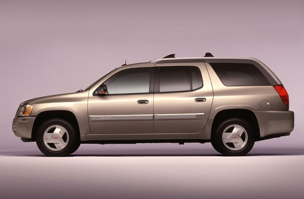 the gmc envoy xuv was the best of the worst web2carz. Black Bedroom Furniture Sets. Home Design Ideas